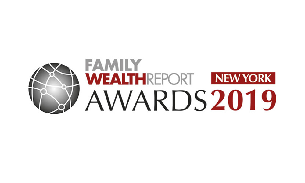 Legacy Family Office Shortlisted for the 2019 Family Wealth Report Awards